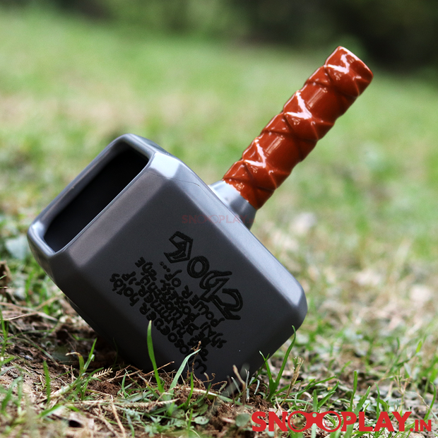 Buy Thor Hammer Unique Mugs / Multi purpose holder Gift Quirky Online India Best Price