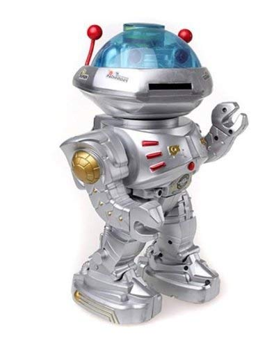 Space Wiser Disc Shooting Robot (Remote Controlled Robot Toy with Sound & Light)