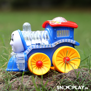 Funny Locomotive (Small) play musical toy for kids:- Snooplay.in