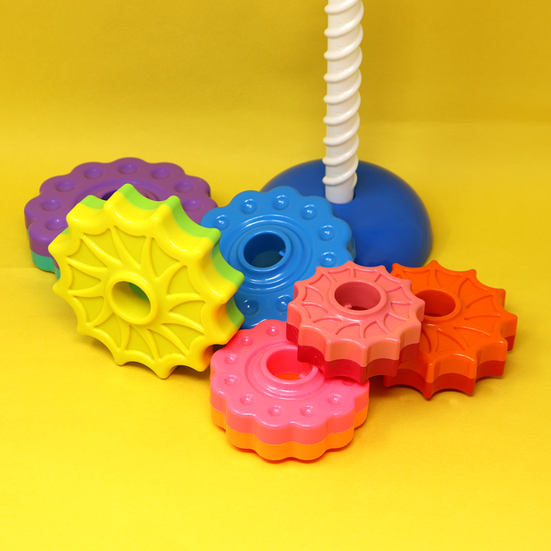 Spinning Tower Toy