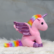 Unicorn Plush Toy Figure