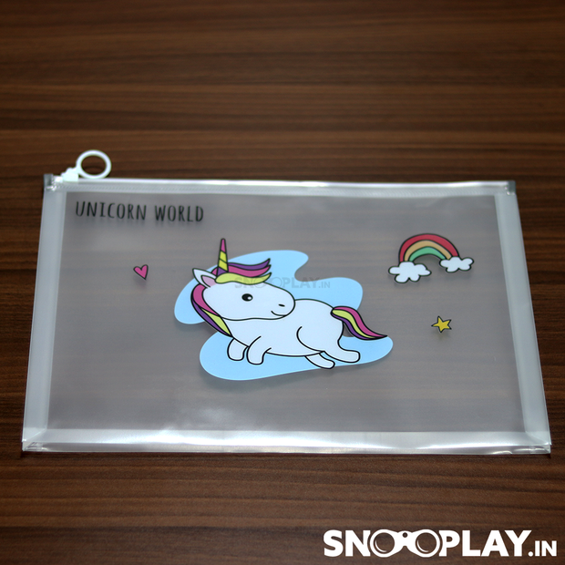 Buy Unicorn Big Pouch File / Folder File Holder Online India Best Price