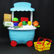 Vegetable Shop Playset For Kids (Big)
