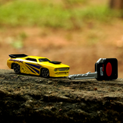 Metal Diecast Car with a Key Launcher