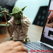 Buy Jedi Master Yoda - Star Wars Action Figure best quality room desk table decoration online India best price (6.75 Inches)