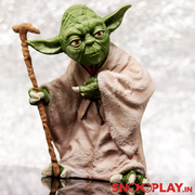 Yoda (Jedi Master) - Star Wars Action Figure (6.75 Inches)