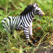 Plains Zebra Animal Figure - National Geographic Original Online India Best Price