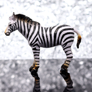 Plains Zebra Animal Figure - National Geographic Original