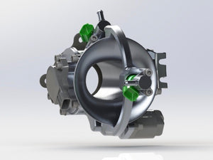 Alérion Roller Throttle Body (ENG)