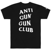 ANTI GUN GUN CLUB T-SHIRT