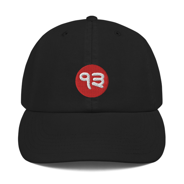 S13  CHAMPION DAD HAT