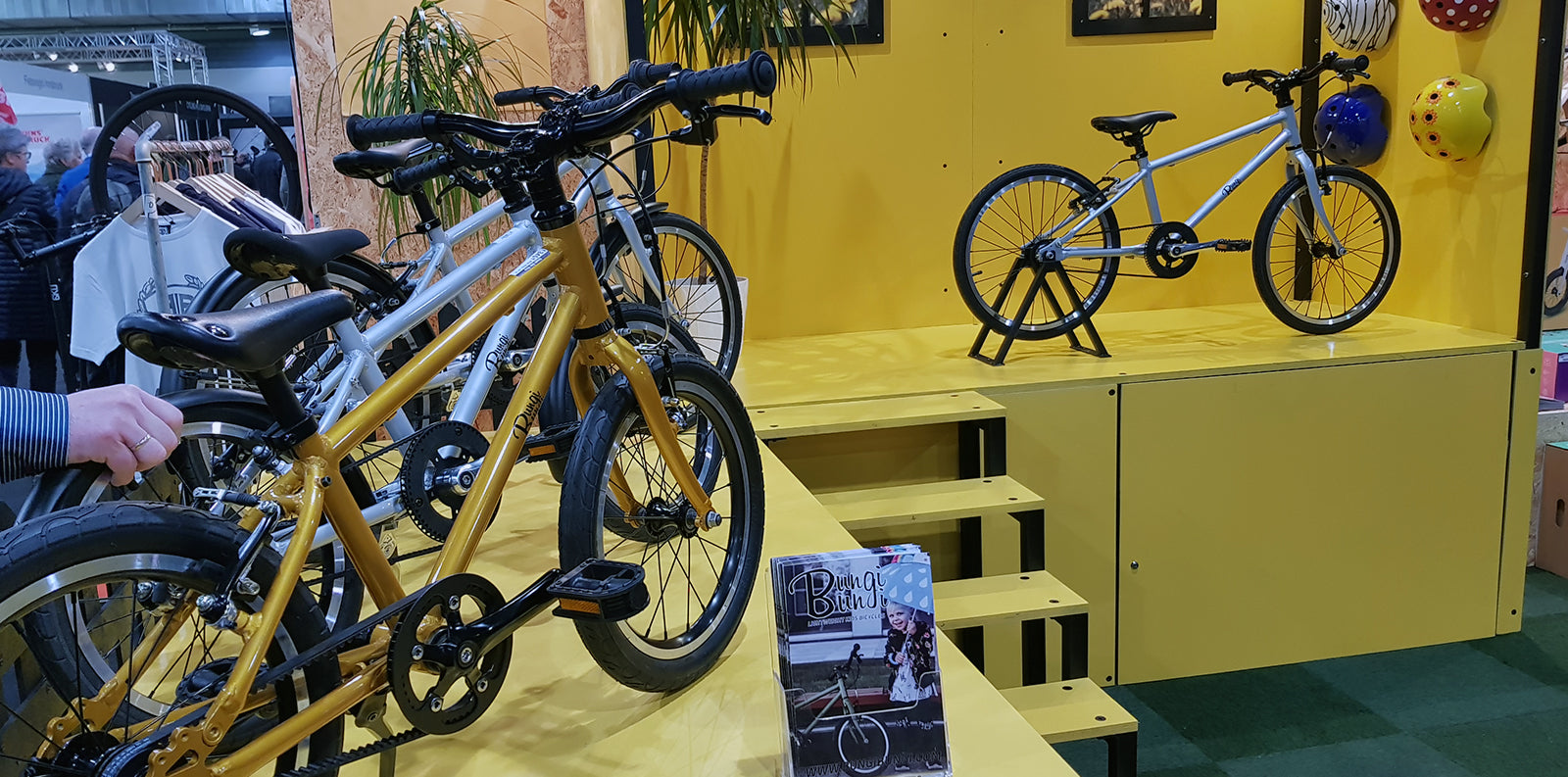 Bungi Bungi pie Bike Motion 2019