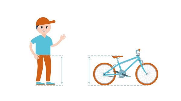 How To Find The Right Size Simple Bike Store