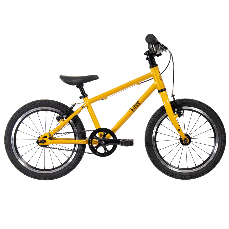 Bungi Bungi Lite 16 Singlespeed<br>3.5-6 Years | 105-120cm | 5.7kg | 4 Fruity Colors