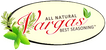 Vargas Best Seasoning logo