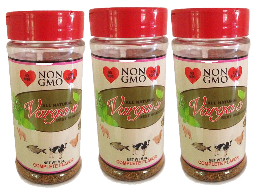 Vargas Best Seasoning
