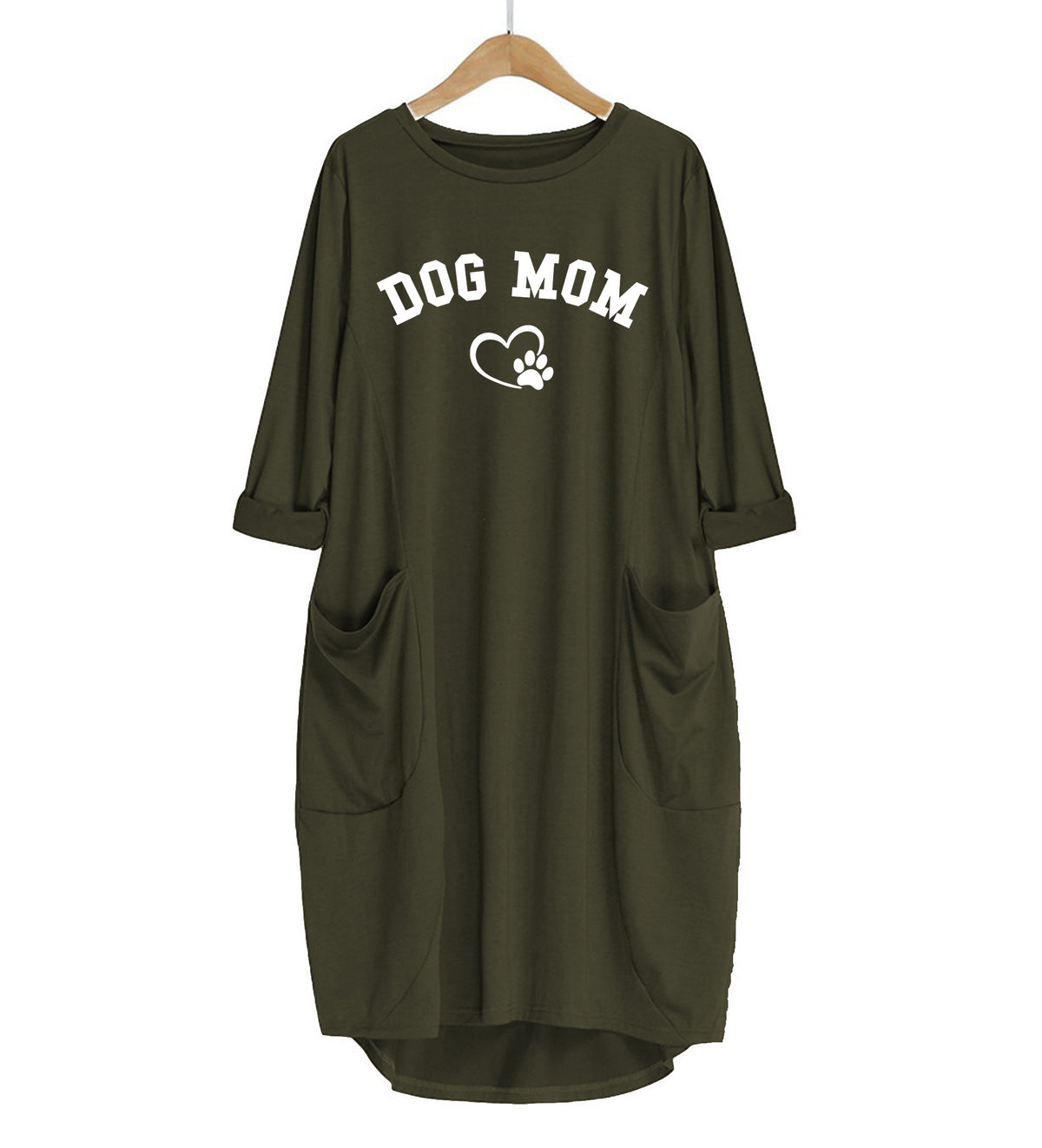 Dog Mom Day Dress