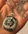 Philadelphia Eagles Super Bowl Championship Necklace
