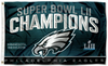 Eagles Super Bowl Champions 3x5 Flag