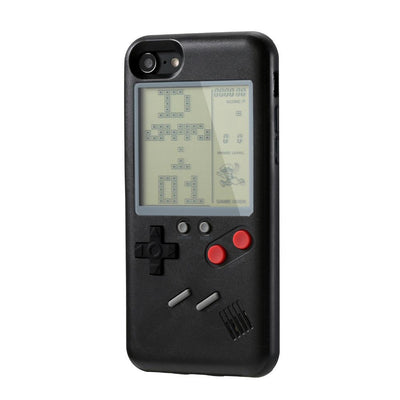 Classic Gameboy Case For IPhone Over 20 Games To Play - 4 Colors