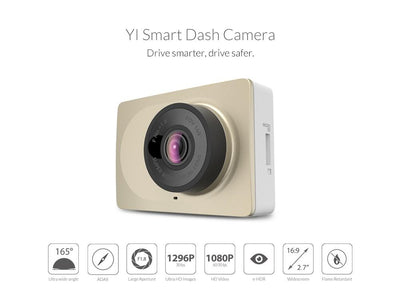 Dash Camera Full HD 1080P 60fps 165 Degree Wide-Angle View With Night Vision