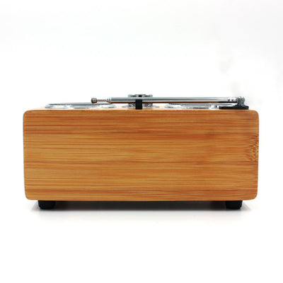 Eco Friendly Bamboo Wireless Portable Speaker