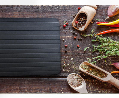 Innovative Defrosting Tray - Defrost Food In Minutes