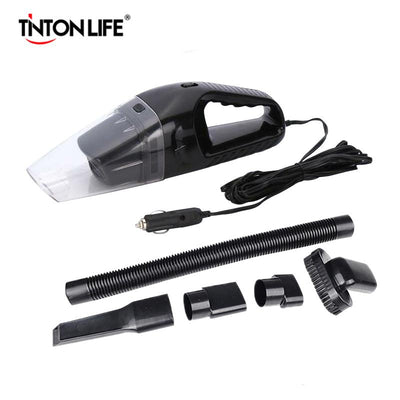 Portable Car Vacuum Cleaner With Accessories