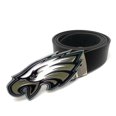 Philadelphia Eagles Stainless Steel Belt