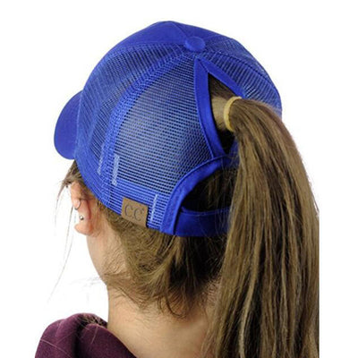 New Style - The Ponytail Baseball Cap