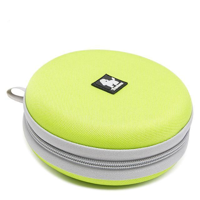 Truelove's 2 In 1 Collapsable Food And Water Bowls For Dogs On The Go