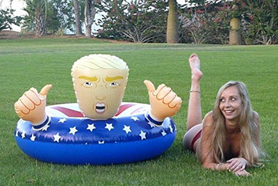 Make Pool Parties Great Again Trump Floatie