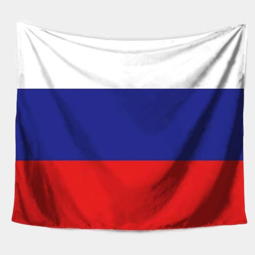 Russia Flag Tapestry