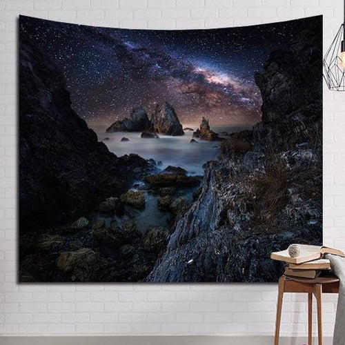 Galactic View Tapestry