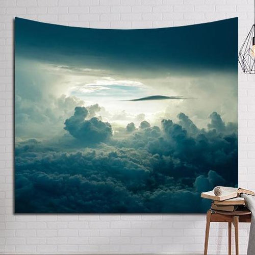 Hole in The Clouds Tapestry
