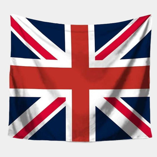 Great Britain Flag Tapestry