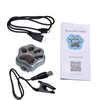 Rastreador Pet - Patinha GPS via Chip em Tempo Real - Viana Stores