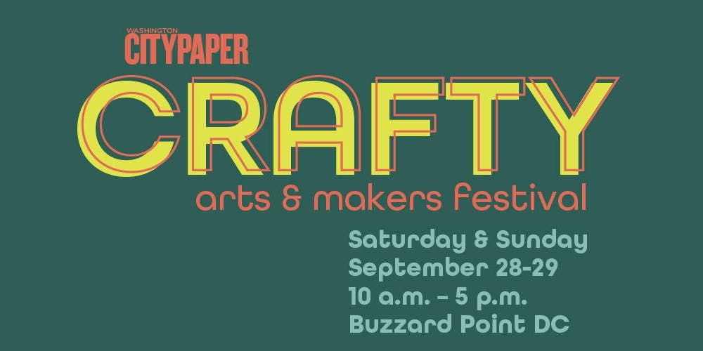 Crafty Arts & Makers Festival