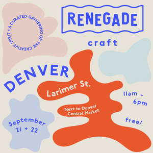 Renegade Craft Fair Denver