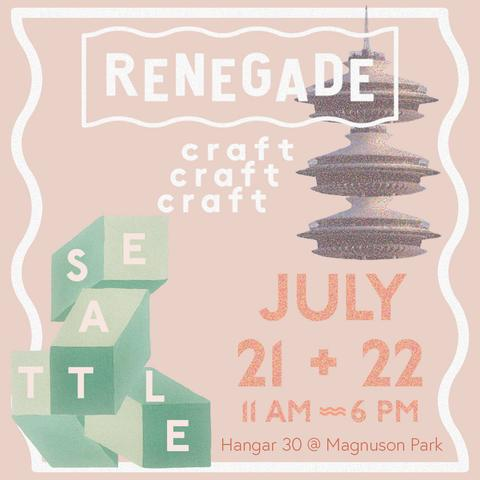Renegade Craft Seattle