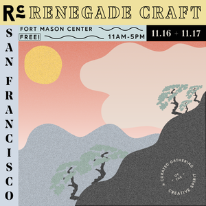 Renegade Craft Fair San Francisco