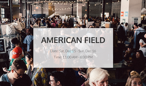American Field Holiday Market