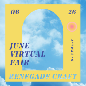 Renegade Craft Virtual Fair
