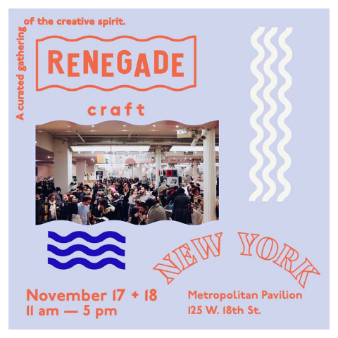 Renegade Craft New York