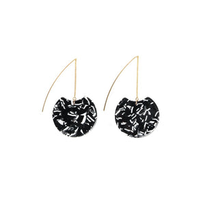 Black & White Michelle Threaders - Kicheko Goods