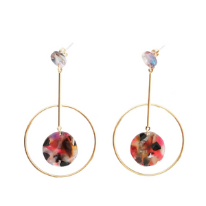Solara Earrings - Kicheko Goods