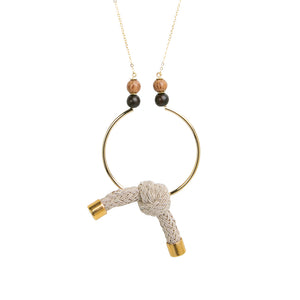 Kedge Hollow Necklace - Kicheko Goods