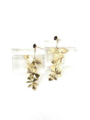 Narcissa Earrings - Kicheko Goods