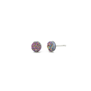 Prism Aura Durzy Earrings - Kicheko Goods