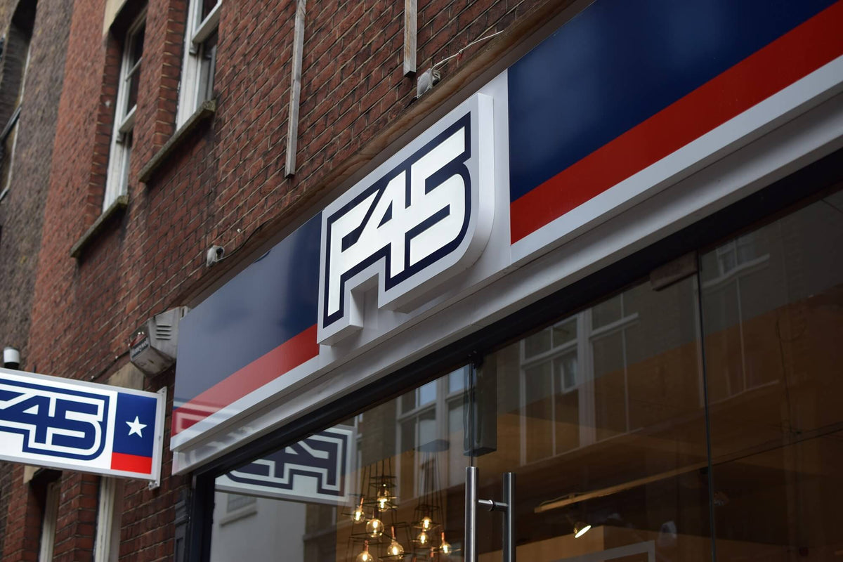 F45 Tottenham Court Road|F45 and Innermost